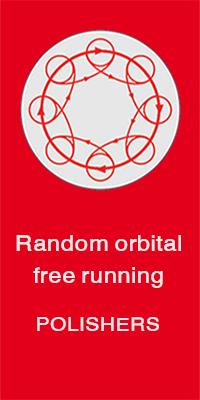 Random orbital, free running